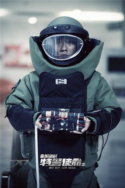 超燃!《特警使命之全城危机》定档1月23日爱奇艺独播